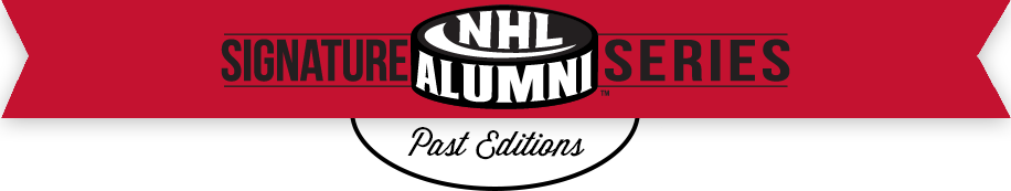 NHL Alumni Signature Series: Past Editions
