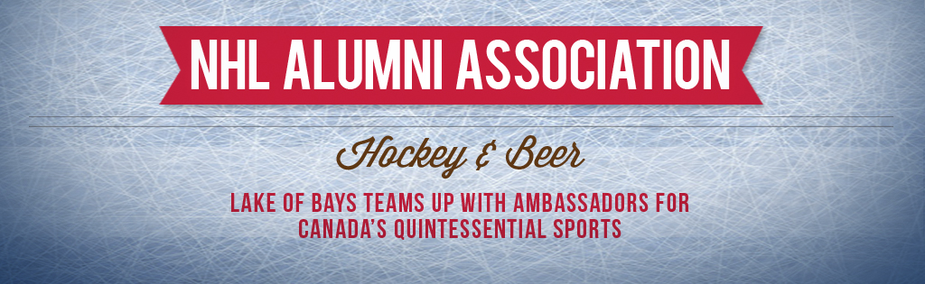 nhl alumni partnership