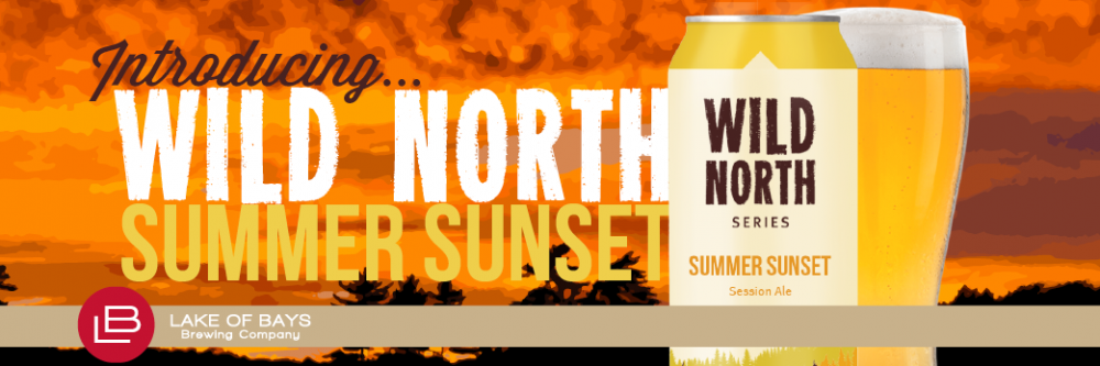 Introducing Wild North Summer Sunset