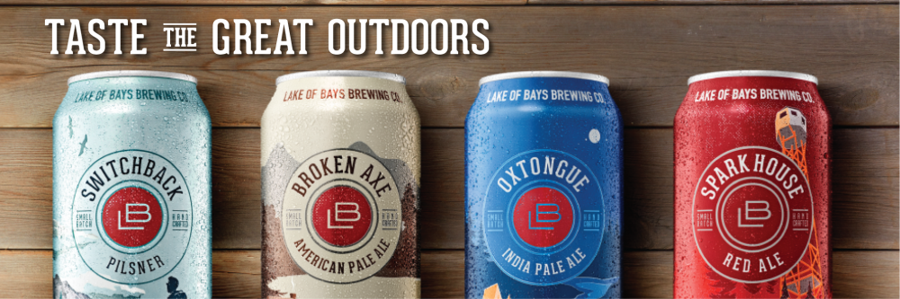 Taste the Great Outdoors