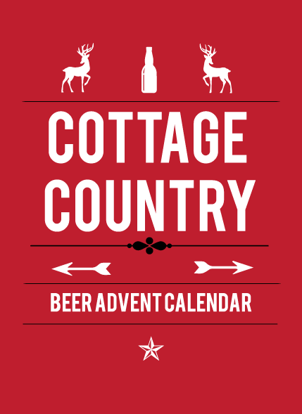 Cottage Country Beer Advent Calendar