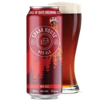 Spark House Red Ale